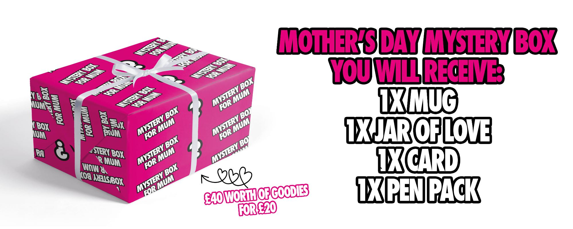 Naughty Greeting Cards CLICK HERE MYSTERY BOX MUM