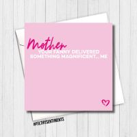 Mother Your Fanny Card - FS442/ H0009
