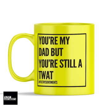 SIBLING RELATIVE  (BROTHER SISTER DAD ECT) MUG - 131