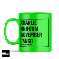 *NEW* CHARLIE MUG