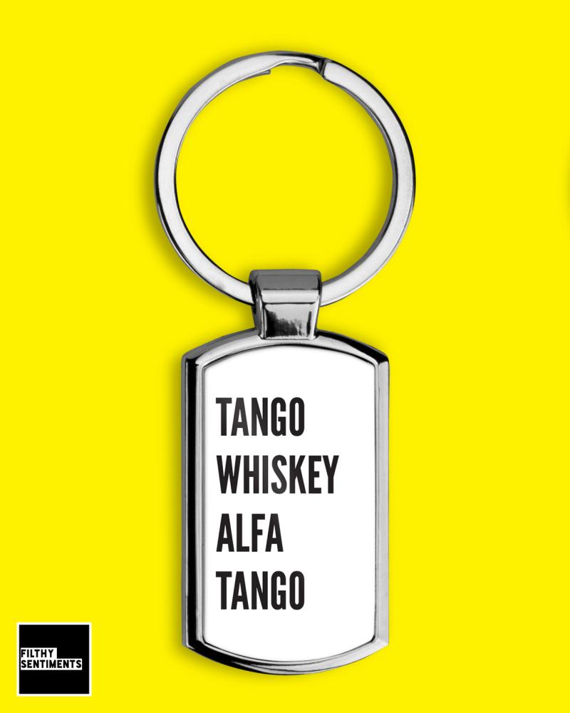TANGO KEYRING - KEY001
