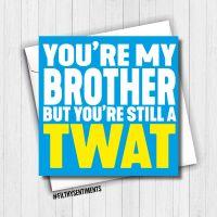 BROTHER TWAT - FS619