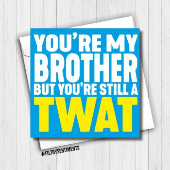 BROTHER TWAT - FS619