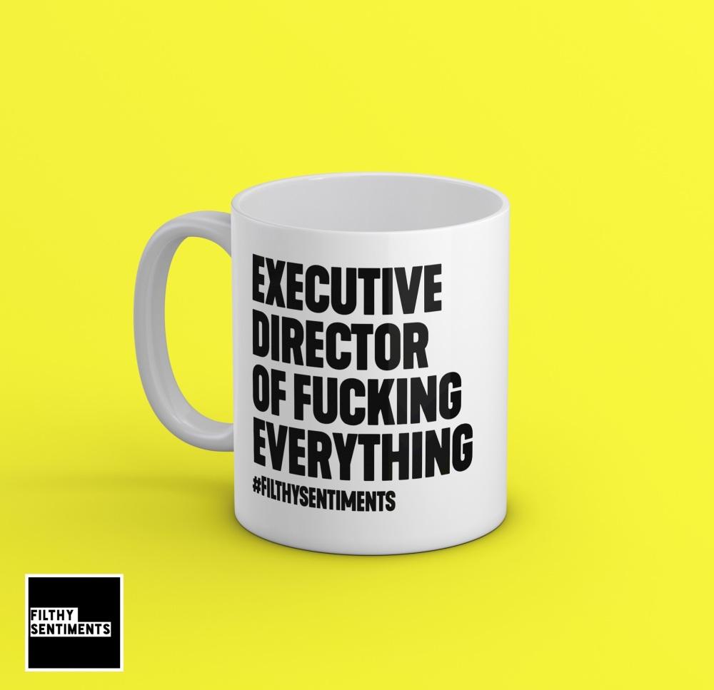 Executive Director Mug - 195