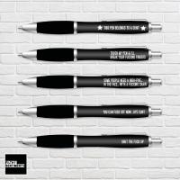 *New* Angry Profanity Pen Pack - B0011