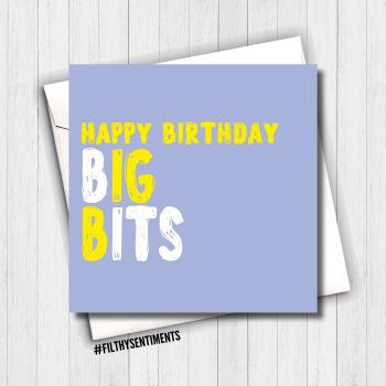 TIG BITS CARD - FS640