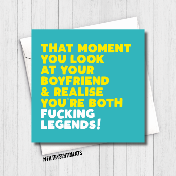 BOYFRIEND LEGEND - FS655 / G0007