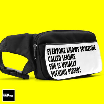 EVERYONE KNOWS BUMBAG - BB002