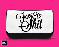 Face shit make up bag - D00028