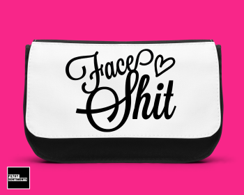 Face shit make up bag - D00028