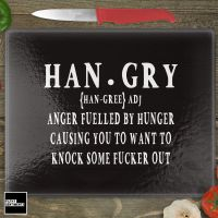 HANGRY KNOCK A FUCKER OUT CHOPPING BOAD - CHOP005