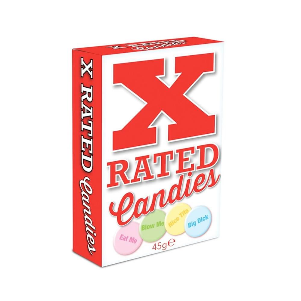 XRATED CANDY SWEETS