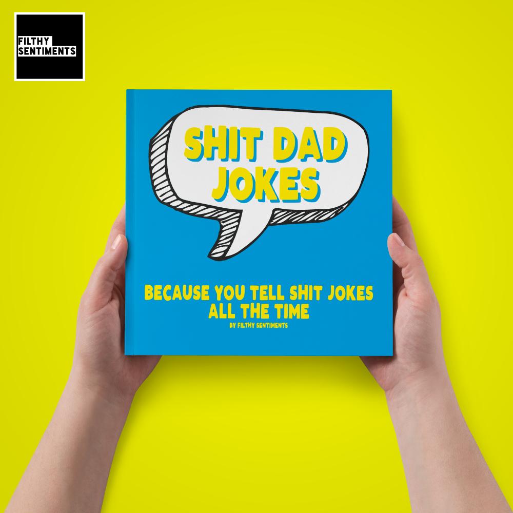 BAD DAD JOKE BOOK