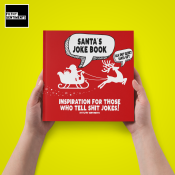 SECRET SANTA XMAS JOKES BOOK