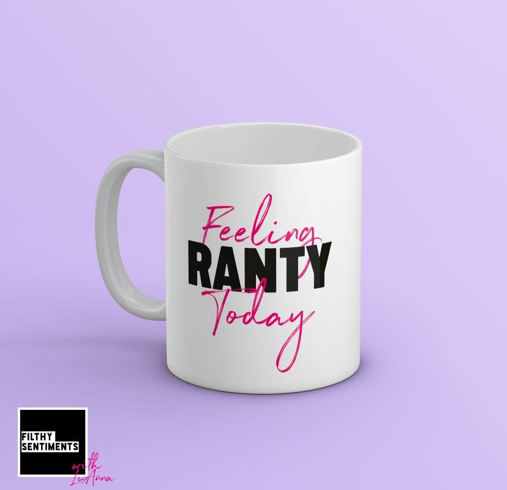 LuAnna RANTY MUG