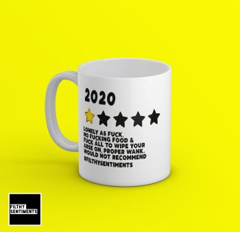 2020 REVIEW MUG - 240