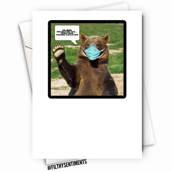 BEAR CARD - FS1117