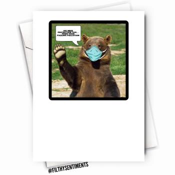 BEAR CARD - FS1117