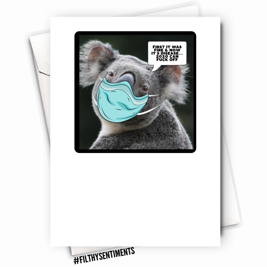 KOALA CARD - FS1118