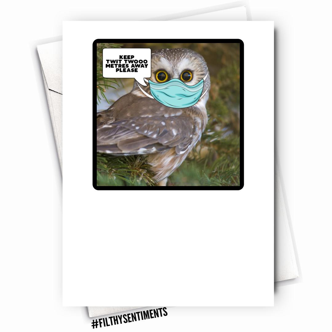 OWL CARD - FS1120