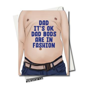 DAD BOD CARD FS1142