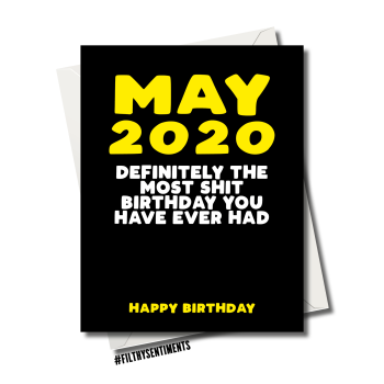 Awe Inspiring Coronavirus Birthday Card Covid 19 Funny Coronavirus Cards Funny Birthday Cards Online Fluifree Goldxyz