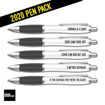 2020 PROFANITY PEN PACK