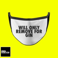 GIN FACE MASK