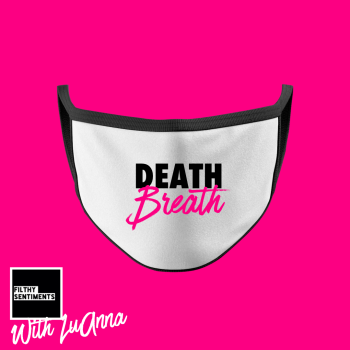 LUANNA DEATH BREATH FACE MASK