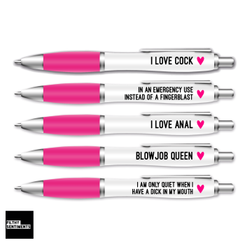 DIRTY GIRL PEN PACK