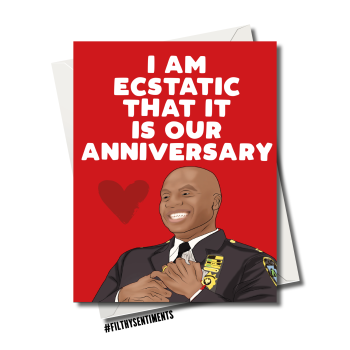 ANNIVERSARY ECSTATIC BROOKLY 99 CARD 121