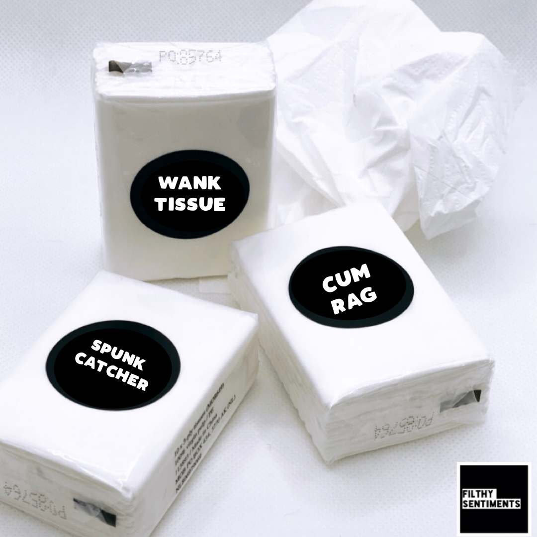 WANK PACK - PACK OF 3