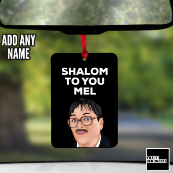 SHALOM - AIR FRESHENER