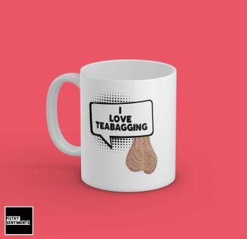 TEA BAGGING MUG