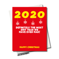 XMAS 2020 CHRISTMAS CARD FS1182