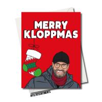 KLOPPMAS CHRISTMAS CARD - FS1247