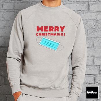 MASK UNISEX  CHRISTMAS JUMPER J002