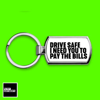 BILLS KEYRING