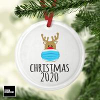 Acrylic Reindeer 2020 - G096