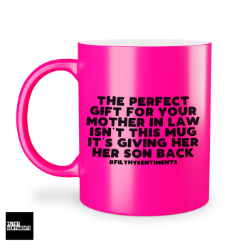 MUM IN LAW MUG