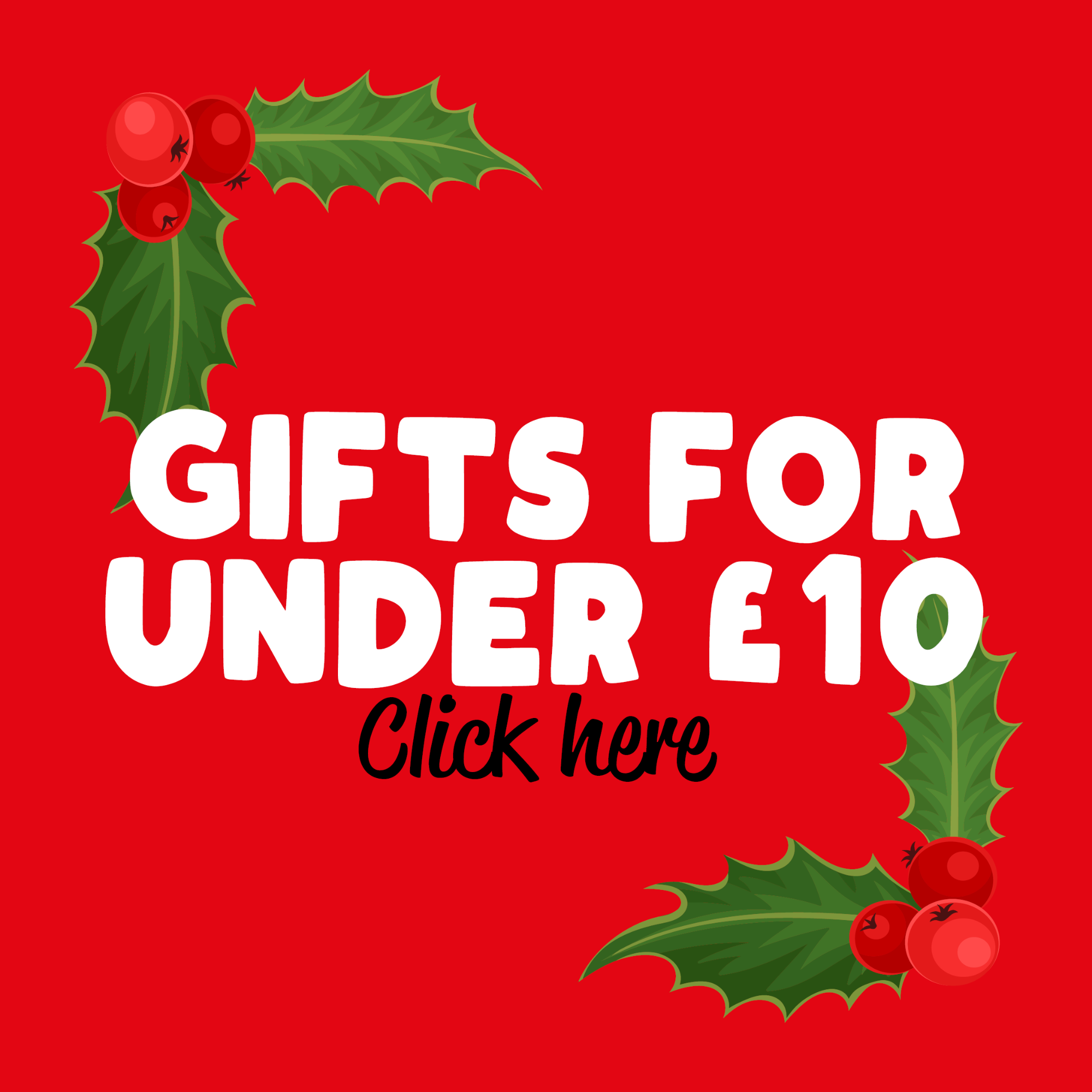 Funny gifts for under £10