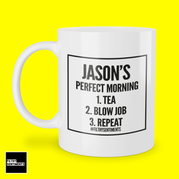 A PERFECT MORNING - MUG