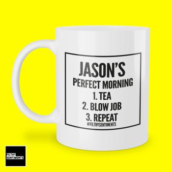 A PERFECT MORNING - MUG
