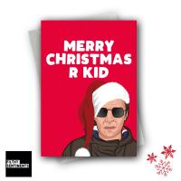 XMAS R KID CHRISTMAS CARD FS1271