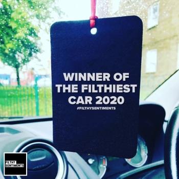 Air Freshener - Winner - AIR0022