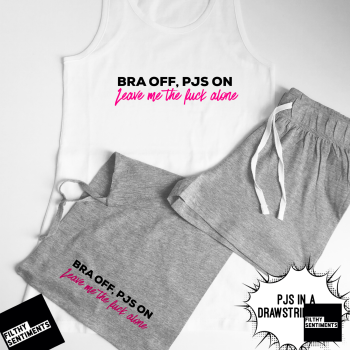 PJS - Bra Off