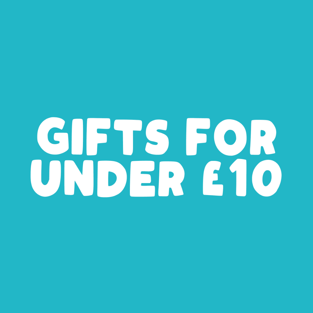 GIFTS FOR UNDER A TENNER