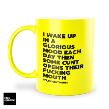 GLORIOUS MOOD MUG