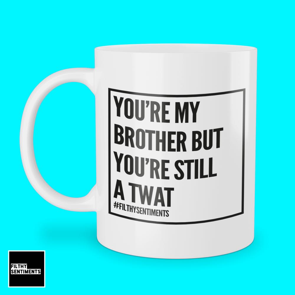 BROTHER MUG - 131