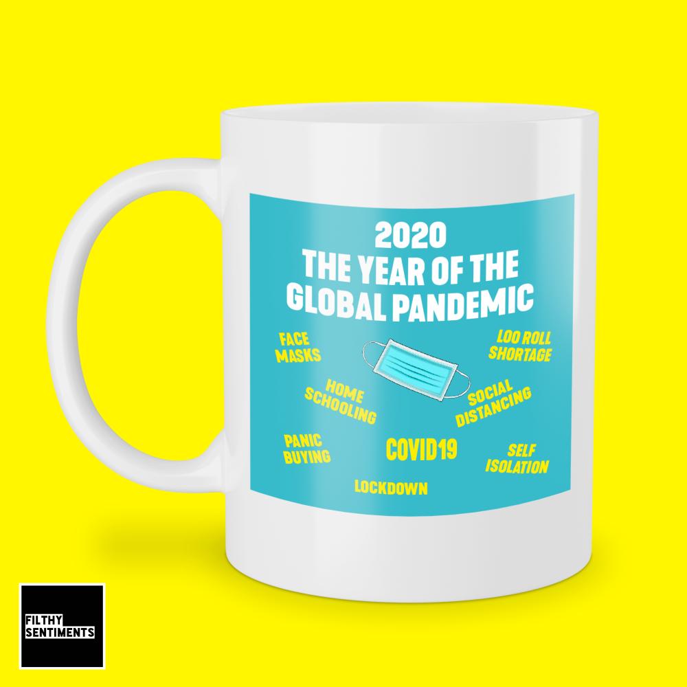 GLOBAL PANDEMIC MUG 254